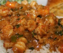 RCR Crawfish Etoufee