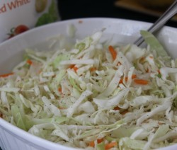 Cabbage with Vinegar
