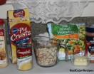 Chicken Pot Pie Quick and Easy – Good and Yummy!