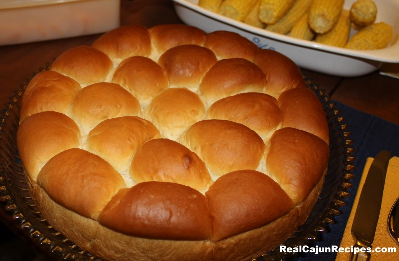Linda S Old Fashioned School Cafeteria Bread Rolls