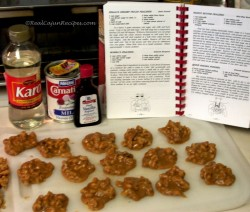 Old Fashioned Pecan Pralines