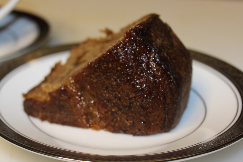 Tante Linda S Buttermillk Fig Preserve Cake With