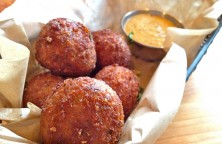 Deep-Fried Boudin Balls