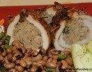 Pork Loin Boudin Stuffed