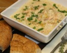 Corn and Shrimp Chowder Soup