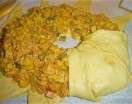 Chicken n Corn n Salsa Crescent Ring