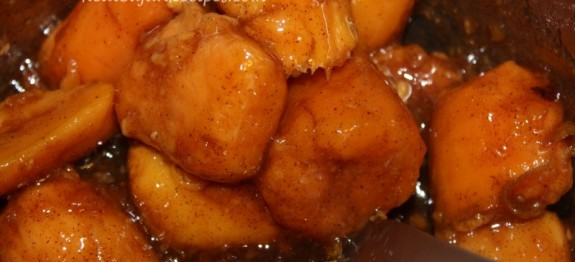 Candied Yams – Sweet Potatoes