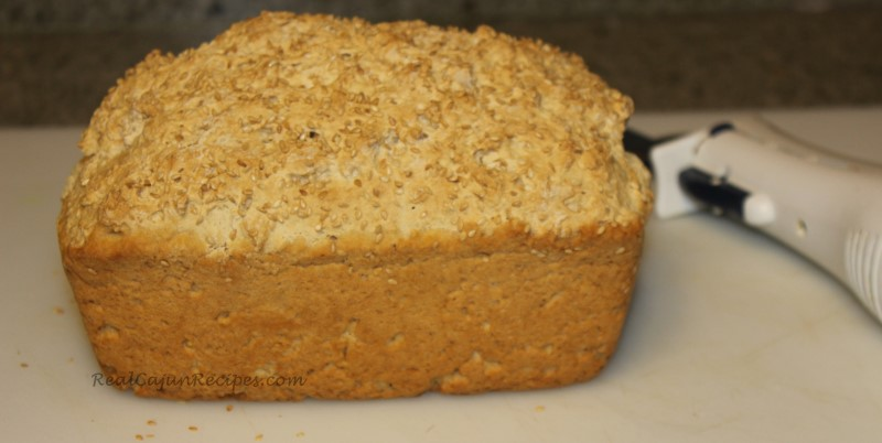 Beer Bread - Three Ingredient Bread