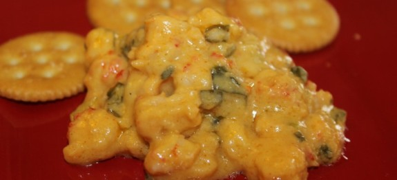 Crawfish Pie Filling