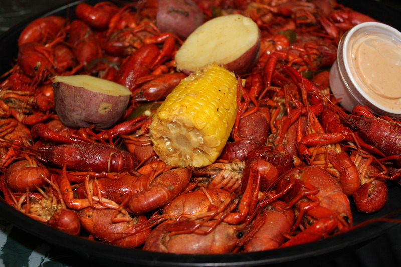 Boiled crawfish la cuisine de maw maw for Authentic cajun cuisine