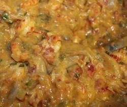 Shrimp Crawfish Etoufee
