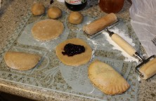 Sweet Dough Tarts