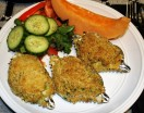 Shrimp Stuffed Crab (Crab Backs)