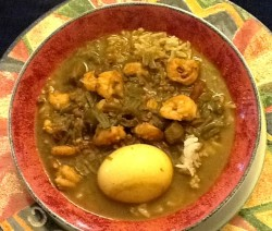 Egg Shrimp Gumbo 2