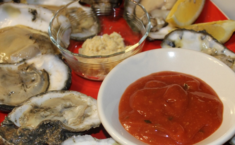 how to make oyster dipping sauce