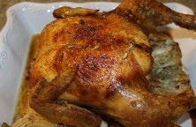 Baked Whole Chicken (7) (Custom)