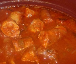 RCR Sausage and Tomato Gravy (1)