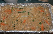 RCR Meatloaf and Sauce (2) (Custom)