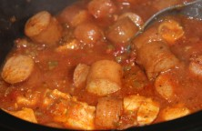 Sausage and Tomato Gravy (5)