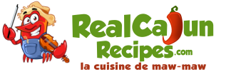 RealCajunRecipes.com: The #1 Cajun recipe website in the world.