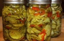 RCR Bread and Butter Pickles (7) (Custom)