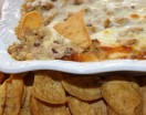 Cheesy Black Eye Pea Dip