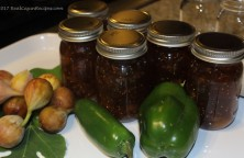 Fresh Fig Pepper Jelly