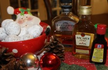 Holiday Balls - Rum or Whiskey