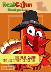 Cajun Thanksgiving Cookbook